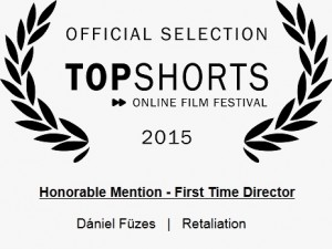 Retaliation_Top_Shorts_First_Time_Director